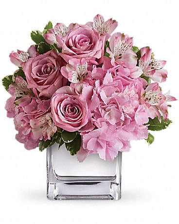 Teleflora's Be Sweet Bouquet Flower Arrangement