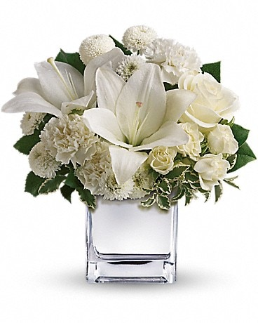 Teleflora's Peace & Joy Bouquet (T408-2A)