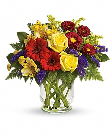 Garden Parade ( T41-1A) Bouquet