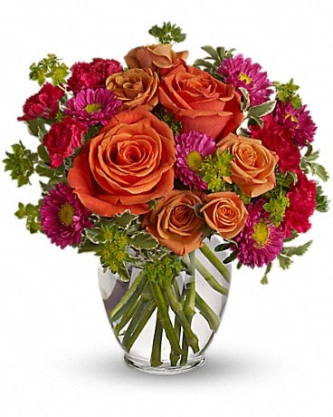 Read our expert's review about Teleflora. Ratings include delivery options, price points, personalization, fresh flowers, flower variety and bulk ordering.