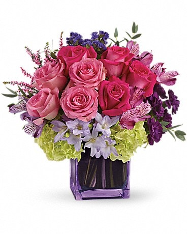 Exquisite Beauty by Teleflora Bouquet