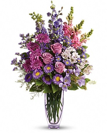Steal The Show by Teleflora with Roses Bouquet