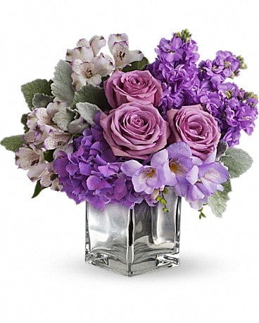 Sweet as Sugar by Teleflora Bouquet