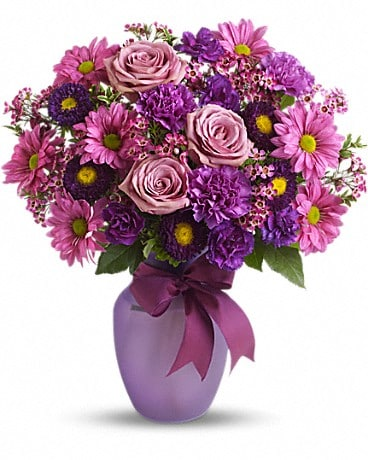 Love and Laughter, Birthday Flowers Bouquet