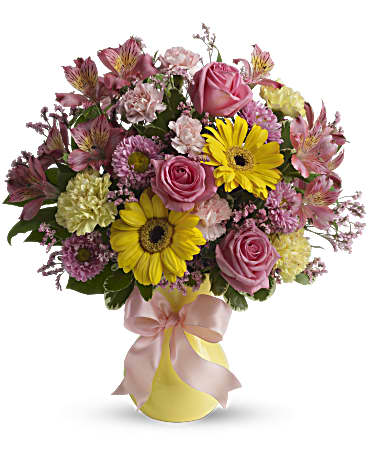 Darling Dreams Bouquet by Teleflora Bouquet