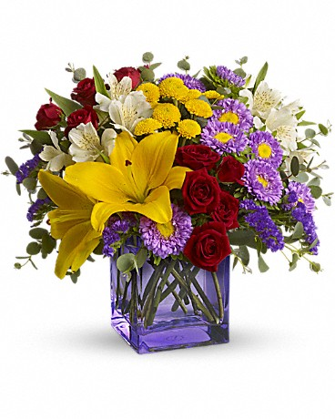 Stir Things Up Bouquet by Teleflora Bouquet