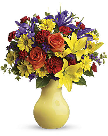 Start the Party Bouquet by Teleflora Bouquet