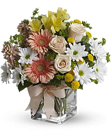 Walk in the Country Bouquet Flower Arrangement