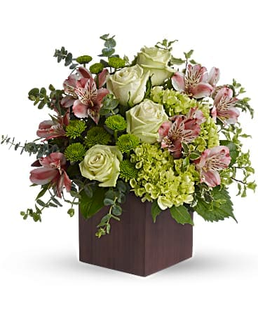 Teleflora's Tuscan Morning Bouquet