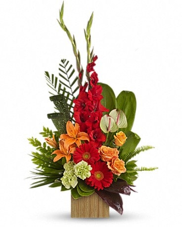 Teleflora's Beautiful Embrace Bouquet Flower Arrangement