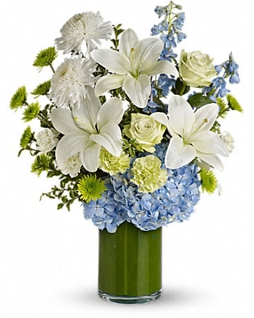 Seaside Splendor Bouquet