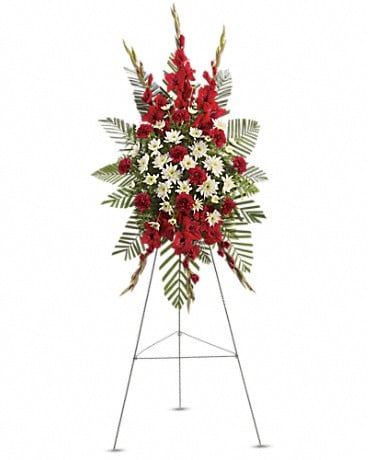 Passion and Devotion Sympathy Arrangement