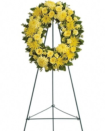 Eternal Sunshine Sympathy Arrangement