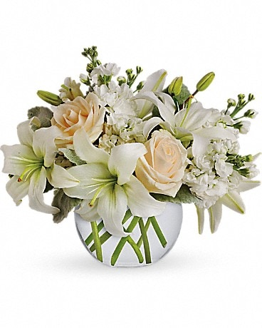 Isle of White (T55-3A) Bouquet