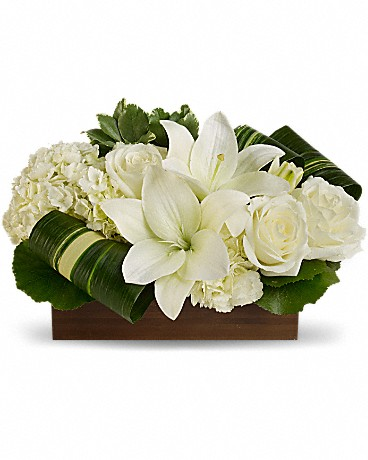 Sweet Desire by Teleflora Flower Arrangement
