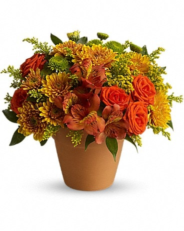 Season of Splendor Flower Arrangement