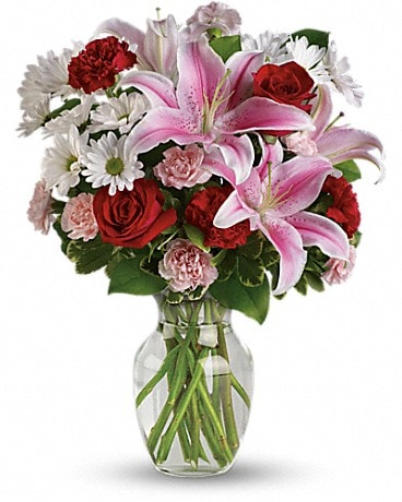 Love's Rush - T587-1A Bouquet