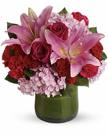 Fabulous in Fuchsia Bouquet