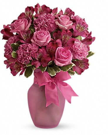 Pink Blush Bouquet Bouquet