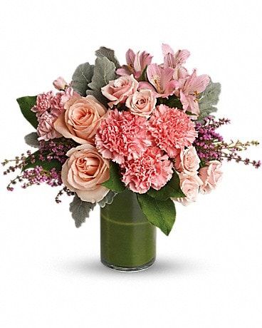 Polished Pinks Bouquet