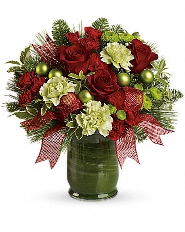 Joy To Behold Bouquet Flower Arrangement