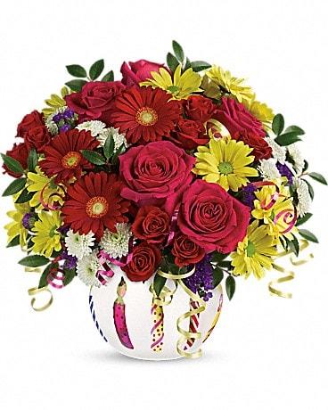 Teleflora's Special Celebration Bouquet Bouquet