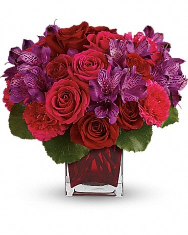Rose dozen roses delivery knoxville tn delivery knoxville tn telefloras take my hand bouquet mightylinksfo
