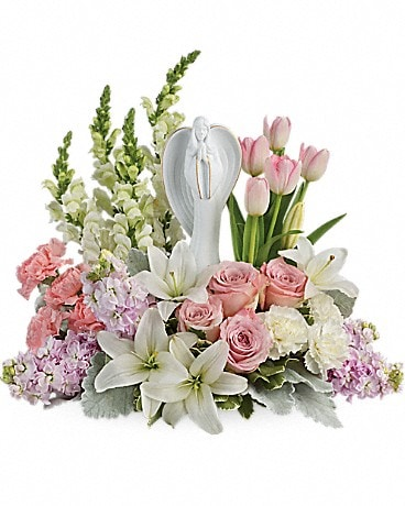 Teleflora S Garden Of Hope Bouquet In New Bedford Ma The