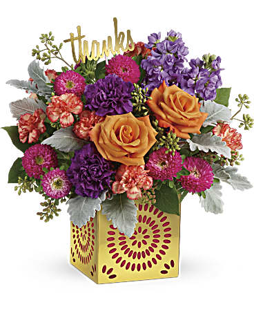 Teleflora's Bold Beauty Bouquet Bouquet