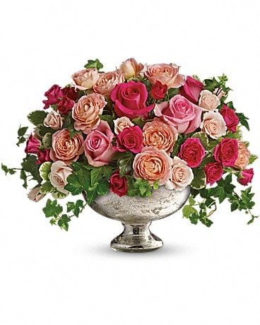Teleflora Queen's Court Flower Arrangement