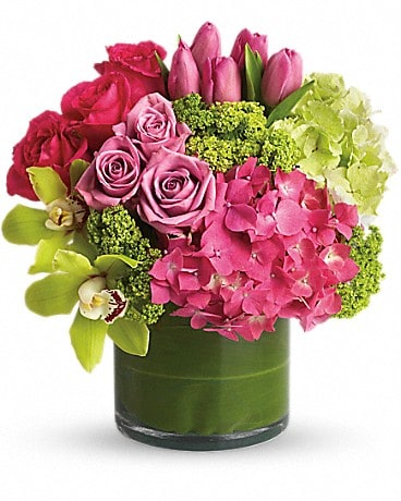 New Sensations (T82-3A) Bouquet