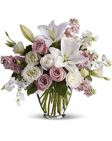 Tampa florist flower delivery by buds blooms beyond isnt it romantic bouquet mightylinksfo