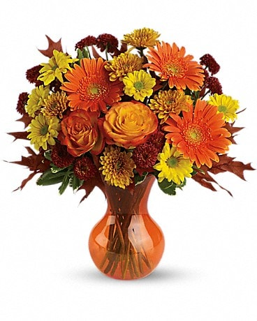 Teleflora's Forever Fall Bouquet
