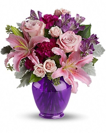 Teleflora's Elegant Beauty Bouquet