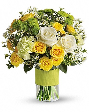 Your Sweet Smile by Teleflora  TEV11-1A Bouquet