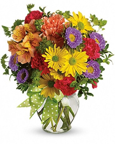 Make a Wish TEV13-6A Bouquet