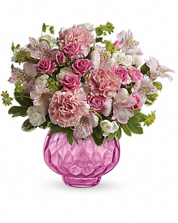 Simply Pink Bouquet Bouquet