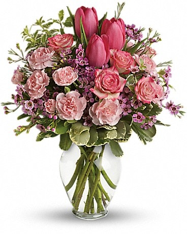 Bouquet Plein d'amour