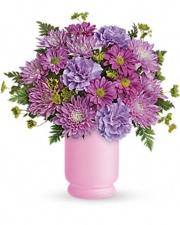 Poetry In Purple Bouquet by Teleflora Bouquet