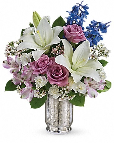 Teleflora's Garden Of Dreams Bouquet Bouquet