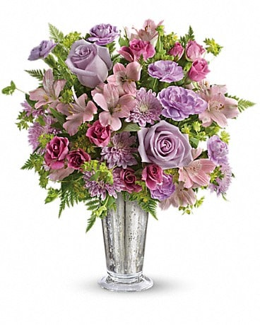 Teleflora's Sheer Delight Bouquet (TEV29-1A) Bouquet