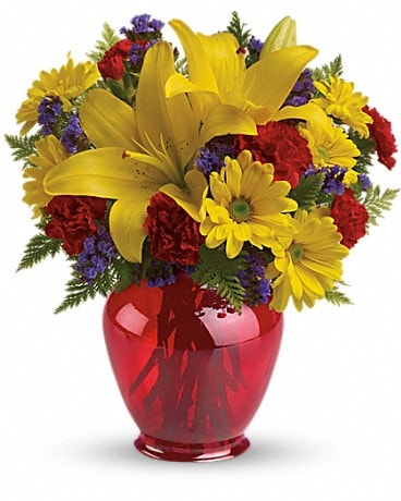 Teleflora's Let's Celebrate Bouquet Bouquet