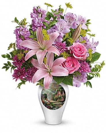 Thomas Kinkade's Glorious Goodness by Teleflora  Bouquet