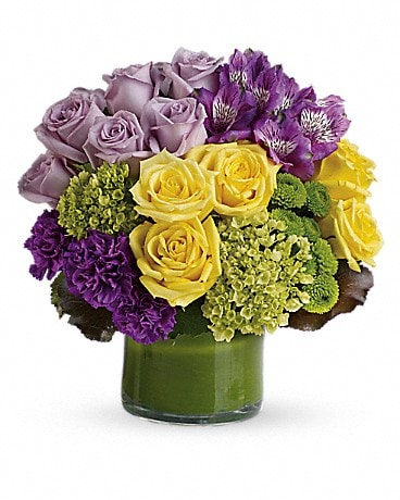Simply Splendid Bouquet (TEV42-2A) Bouquet