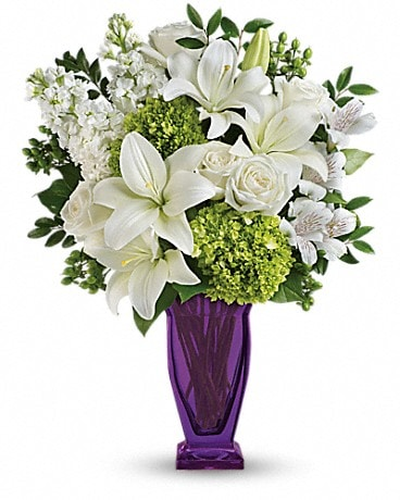 Teleflora's Moments Of Majesty Bouquet Bouquet