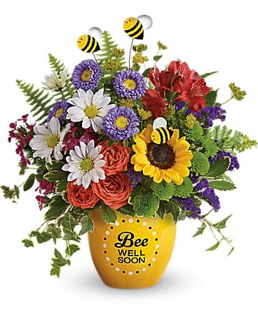 Garden Of Wellness Bouquet Bouquet