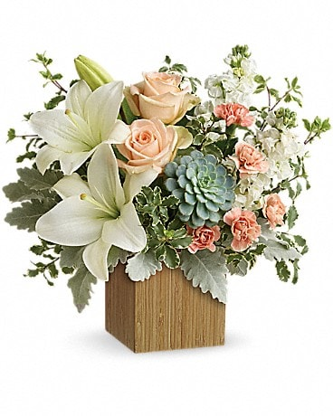 Teleflora's Desert Sunrise Bouquet TEV55-6A Bouquet
