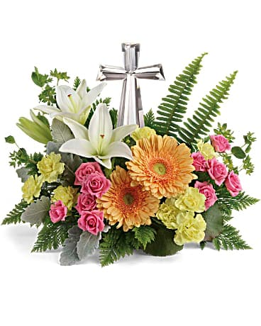 Precious Petals Bouquet Flower Arrangement