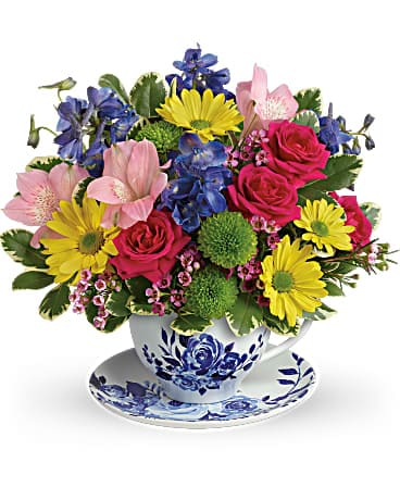 Teleflora's Dutch Garden Bouquet