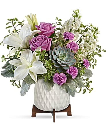 House of Flora's Garden Oasis Bouquet Bouquet